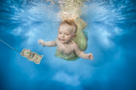 Nirvana Nevermind with dollar only