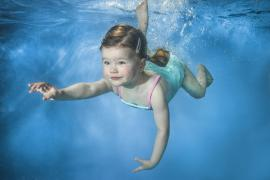 Toddler Free Swimming